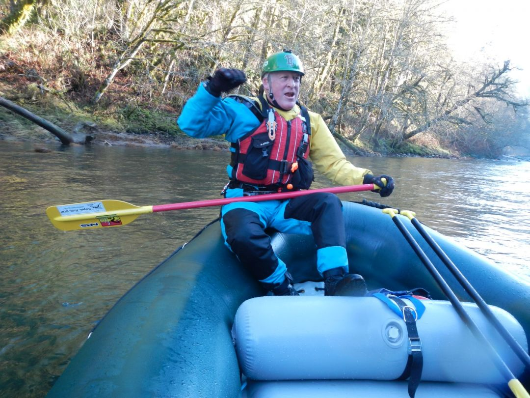 2013 New Years Day Sandy River Float
